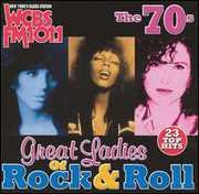 WCBS FM101.1: Great Ladies Rock N Roll 70's / Var (CD) at Kmart.com