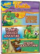 Franklin: Finders Keepers for Franklin/Franklin's Soccer Adventure/Franklin Goes to Camp (DVD) at Kmart.com