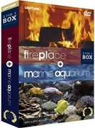 Fireplace/Marine Aquarium (DVD) at Kmart.com