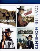Butch Cassidy and the Sundance Kid/The Comancheros/A Fistful of Dollar/Horse Soldiers (Blu-Ray) at Kmart.com