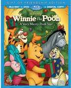 Winnie the Pooh: A Very Merry Pooh Year (Blu-Ray + DVD + Digital Copy) at Kmart.com