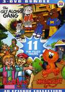 Animal Cartoon Bundle: Heathcliff & Get Along Gang (DVD) at Sears.com
