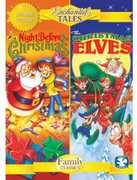 Enchanted Tales: The Night Before Christmas/The Christmas Elves (DVD) at Kmart.com