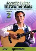 Acoustic Guitar Instrumentals, Vol. 2: Creating Your Own Arrangements (DVD) at Kmart.com