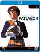 PATLABOR TV: COLLECTION 1 (Blu-Ray) at Kmart.com