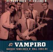 EL VAMPIRO EL PASO ROCK 8 / VARIOUS (LP / Vinyl) at Kmart.com