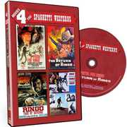 MOVIES 4 YOU: SPAGHETTI WESTERNS (DVD) at Kmart.com