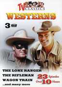 TV Classic Westerns, Vol. 1-3: The Lone Ranger/The Rifleman/Wagon Train...and Many More (DVD) at Sears.com