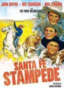 Santa Fe Stampede (DVD) at Kmart.com