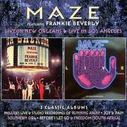 Live in New Orleans /  Live in los Angeles: Deluxe [Import]