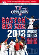 Boston Red Sox 2013 World Series Collectors Ed
