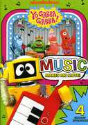 Yo Gabba Gabba!: Music Makes Me Move! (DVD) at Kmart.com