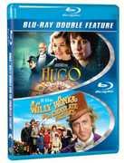 Hugo / Willy Wonka & Chocolate Factory (Blu-Ray) at Kmart.com