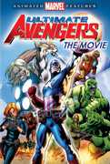 Ultimate Avengers: The Movie (DVD) at Kmart.com