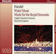 Handel: Music for Royal Fireworks/Water Music (CD) at Kmart.com