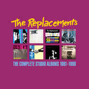 Complete Studio Albums 1981-1990 (4PC) , The Replacements
