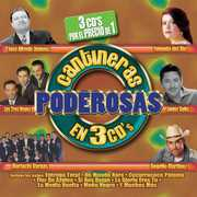 Cantineras Poderosas en 3 CDS / Various (CD) at Kmart.com