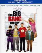 Big Bang Theory: The Complete Second Season (Blu-Ray + Digital Copy) at Kmart.com