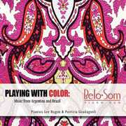 Playing With Color: Music from Argentina and Brazil (CD) at Kmart.com