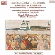 Mussorgsky: Pictures at an Exhibition; Night on the Bare Mountain; Borodin: In the Steppes of Central Asia (CD) at Sears.com
