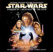 Star Wars: Episode III - Revenge of the Sith /  Ost [Used]