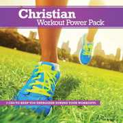 Christian Workout Power Pack / Various (CD) at Sears.com