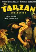 TARZAN COLLECTION STARRING JOHNNY WEISSMULLER (DVD) at Sears.com