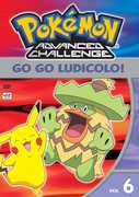 Pokemon Advanced Challenge, Vol. 6: Go Go Ludicolo! (DVD) at Sears.com