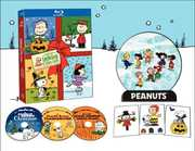 Peanuts Deluxe Holiday Collection (Blu-Ray + DVD) at Kmart.com