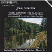Jean Sibelius: Spring Song; The Bard; Three Pieces; Presto for Strings; Suites Mignone, Champ?tre & Characterisque (CD) at Sears.com