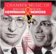 Hermann & Moross: Chamber Music (CD) at Kmart.com