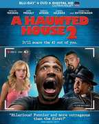 A Haunted House 2 (Blu-Ray + DVD + Digital Copy + UltraViolet) at Kmart.com