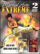 Martial Arts Extreme: Edge of Fury/Snake-Crane Secret (DVD) at Kmart.com