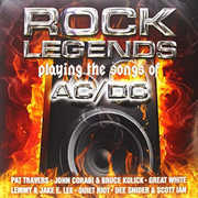 Rock Legends Playing the Songs of AC/DC / Various (LP / Vinyl) at Sears.com