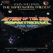 Star Wars Trilogy (Utah Symphony Orchestra) /  Ost , John Williams