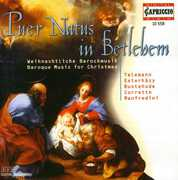 Puer Natus in Bethelhem: Baroque Music Christmas (CD) at Kmart.com