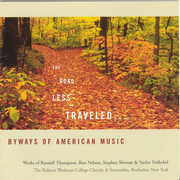 The Road Less Traveled: Byways of American Music (CD) at Sears.com