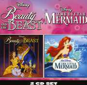 Beauty & the Beast/The Little Mermaid / O.S.T. (CD) at Kmart.com