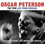 Trio Live from Chicago [Import] , Oscar Peterson