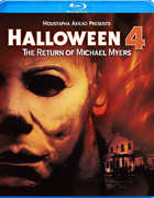 Halloween 4: The Return of Michael Myers (Blu-Ray) at Kmart.com