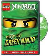 LEGO Ninjago: Masters of Spinjitzu - Rise of the Green Ninja (DVD) at Kmart.com