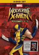 Wolverine and the X-Men: Vols. 1-3 (DVD) at Sears.com