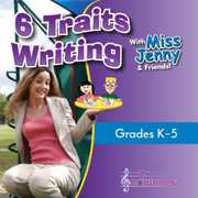 6 Traits Writing With Miss Jenny & Friends (CD) at Kmart.com