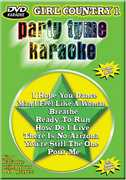 Party Tyme Karaoke: Girl Country 1 / Various (DVD) at Sears.com