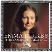 Emma Kirby The Complete Recitals , Emma Kirkby
