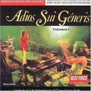 Adios Sui Generis 1 [Import] , Sui Generis
