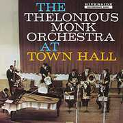 At Town Hall , Thelonious Monk