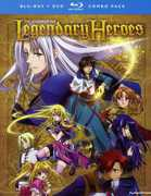 Legend of the Legendary Heroes: The Complete Series (Blu-Ray + DVD) at Sears.com
