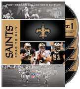 NFL Road to Super Bowl Xliv: New Orleans Saints (DVD) at Sears.com