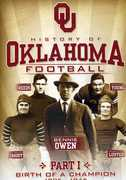 History of Oklahoma Football, Part 1: Birth of a Champion 1895-1946 (DVD) at Sears.com